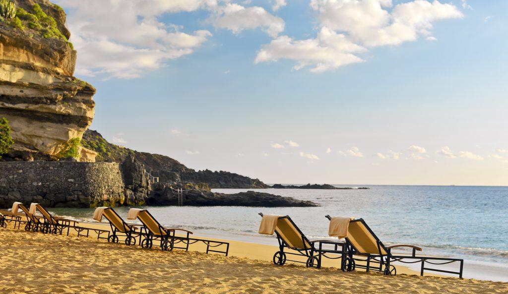 Beach - Ritz Carlton Abama Teneriffe