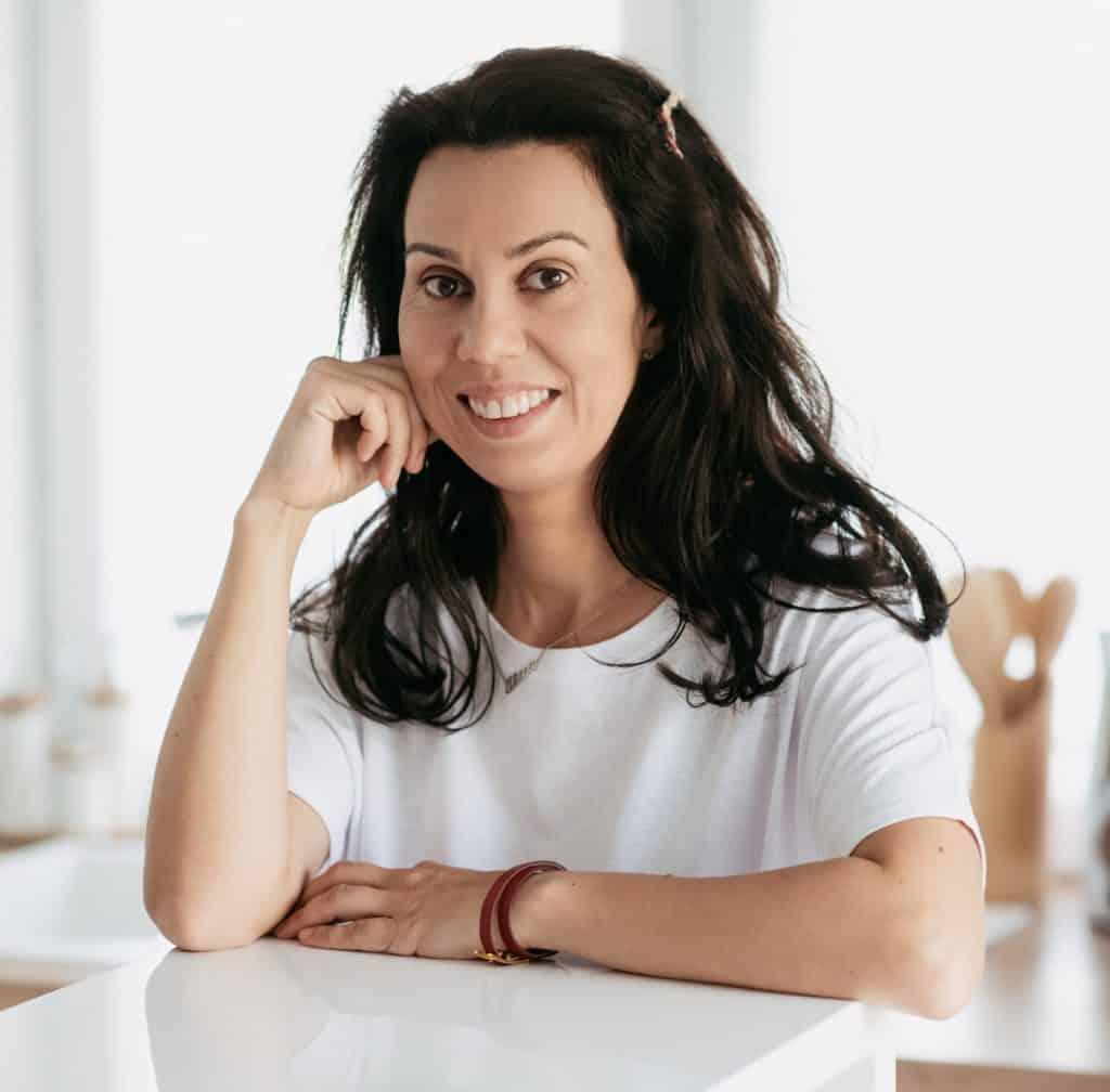 Founder of Concierge Bleu & Blanc-Lucia Belzárová