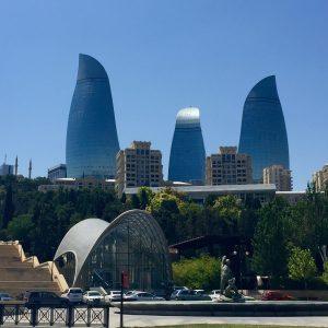 Azerbajdžan - Concierge Bleu & Blanc