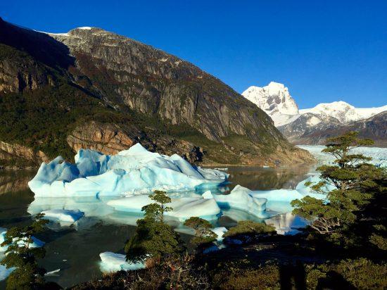 Patagonia - Concierge Bleu & Blanc